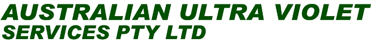 Australian Ultra Violet Services Pty Ltd